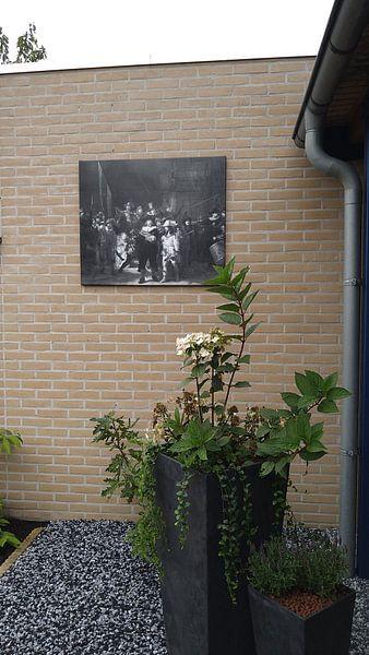 Klantfoto: De Nachtwacht - Rembrandt van Rijn