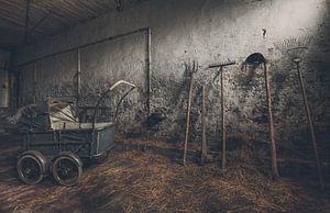 urbex: I was born a farmer