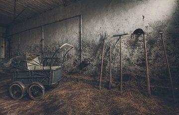 urbex: I was born a farmer van Natascha IPenD