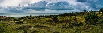 Vlieland Panorama van Danny Leij