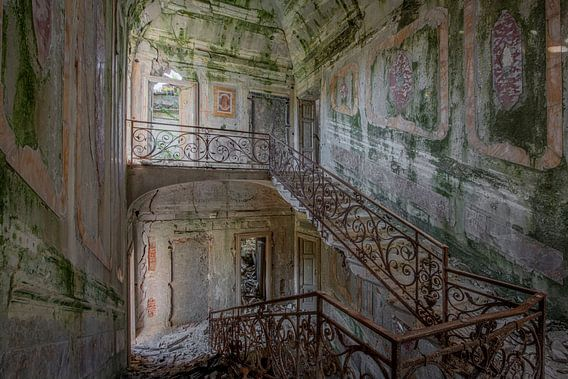 Het verlaten kasteel