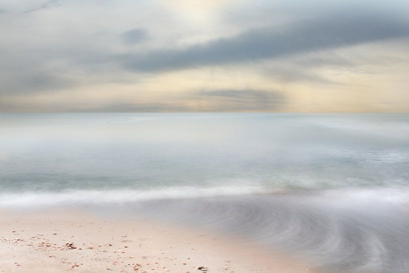 Colorful sea van Michelle Zwakhalen