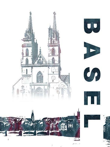 Bazel van Printed Artings