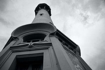 Leuchtturm von Cathfish photography by Cathie Lefieuw