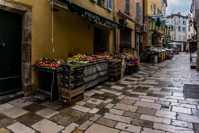 streetshops van Andre Klooster