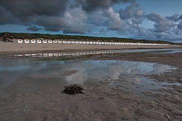 Strandhuisjes Paal 28 Texel van
