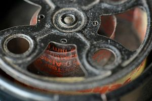 inktlint oude typemachine