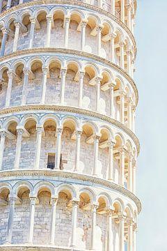 Die Architektur von Pisa von Manjik Pictures