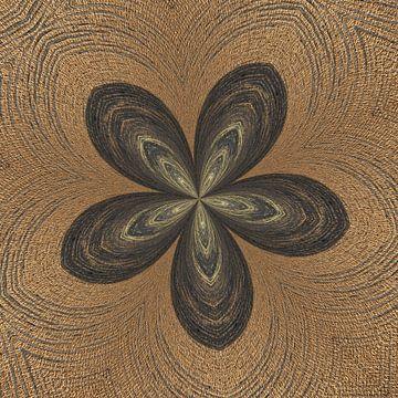 Kaleidoskop-Muster von Carla van Zomeren
