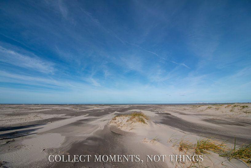 collect moments, not things van Studio de Waay