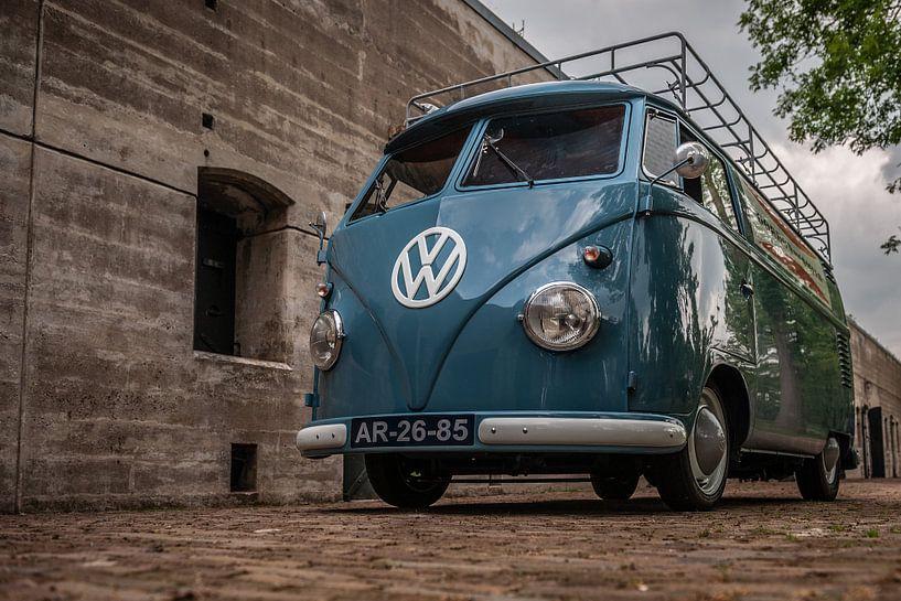 1959 Volkswagen T1 van Wim Slootweg