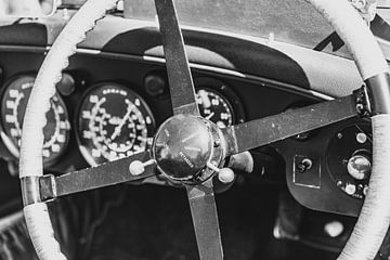 Bentley 6 1/2 Liter Vandenplas Karosserie-Armaturenbrett von Sjoerd van der Wal