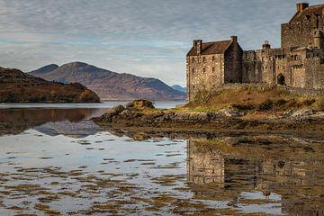 Eilean Donan Castle, Schotland van Gerben van Buiten