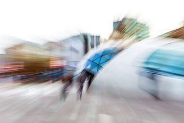Artistieke impressie van Piazza Center Eindhoven von Hans Kwaspen