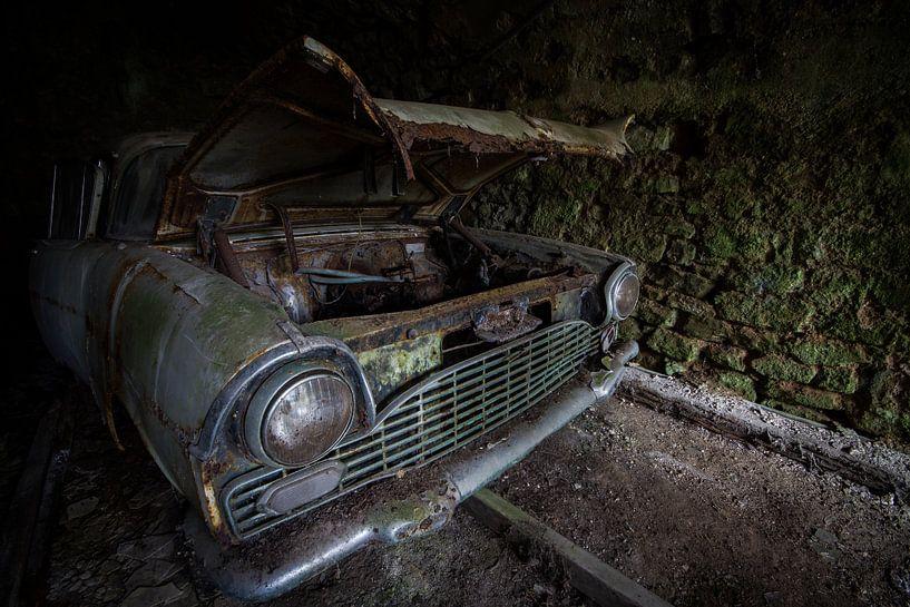 Harry's Car van Oscar Beins