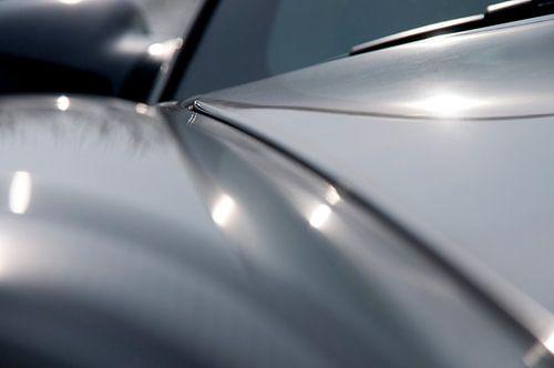 Detail voorkant Porsche Carrera 4