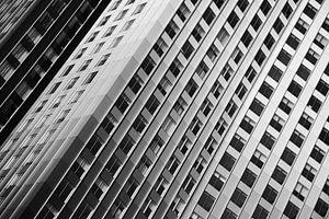 Modern Architecture B&W Series I