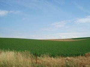 Heuvels Noord-Frankrijk van