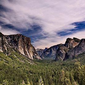 Yosemite Valley van Henk Langerak