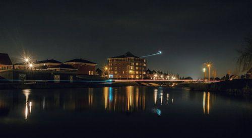 Bolwerk 'het paleis' by night van