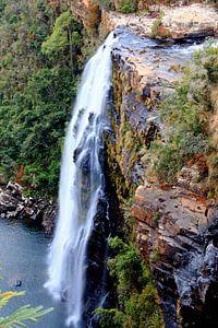 Waterval Zuid Afrika van