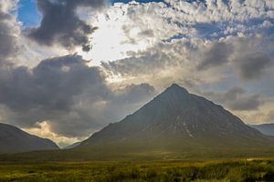Schotland  Glen Coe