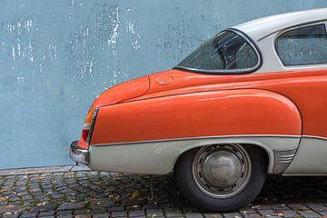 Wartburg Coupe 1000 gedetailleerd overzicht van Sergej Nickel