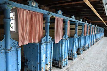 Kleedkamers Victoriaans Badhuis van Anne Travel Foodie