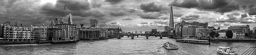 London Sky Line, Panorama van