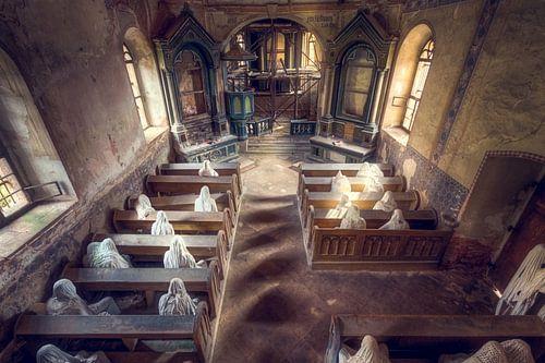Spookachtige Kerk