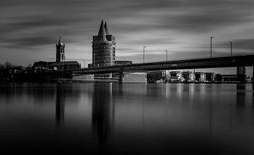 Roermond, Limburg, Netherlands aan de rivier Maas von Lubos Krahulec