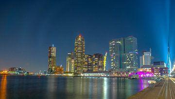 Skyline van Rotterdam  sur Freddie de Roeck
