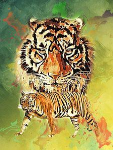 tijger van