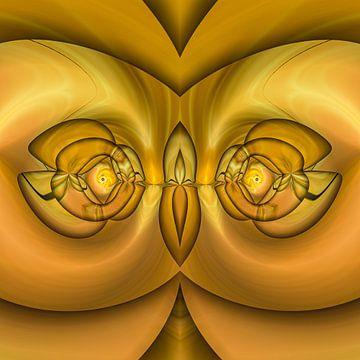 Fantasierijke abstracte twirlillustratie 106/30 van PICTURES MAKE MOMENTS