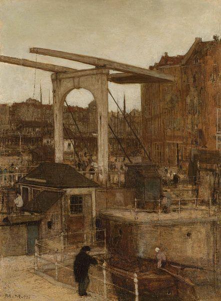 Souvenir von Amsterdam, Matthijs Maris von Meesterlijcke Meesters