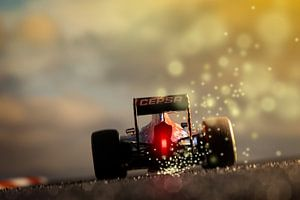 Max Verstappen STR10 - RedBull Toro Rosso F1 van Kevin Baarda