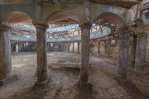 The abandoned Chapel van John Noppen