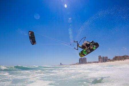 Kitesurfen in Kapstadt von Andy Troy