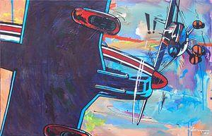 Airplane Mistake von Frans Mandigers