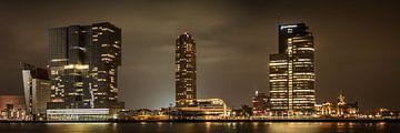 "Rotterdam ""Kop van zuid"" 2 van John Ouwens"