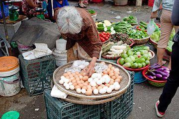 Vietnamese markt van t.ART