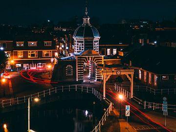 De Morspoort in Leiden von Chris van Keulen