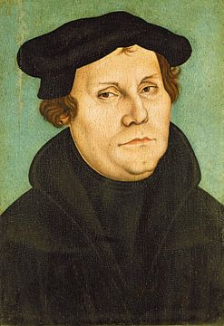 Martin Luther - Lucas Cranach