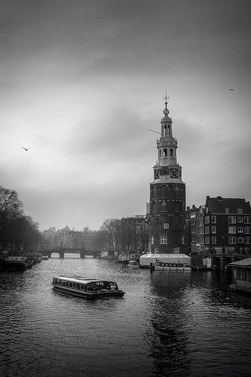 De rondvaartboot van Iconic Amsterdam