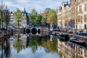 Hoek Herengracht en Leidsegracht