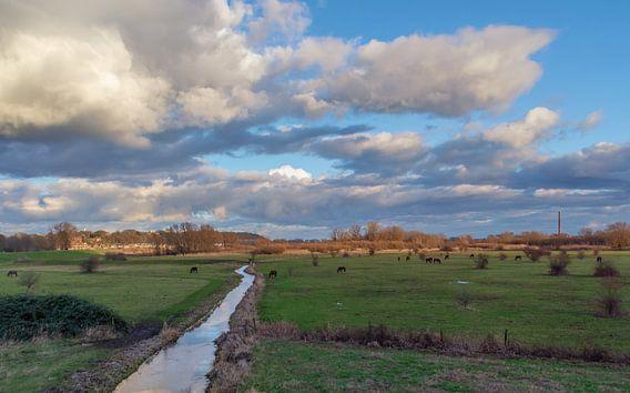 Wagenings Landschap van Robert Stienstra