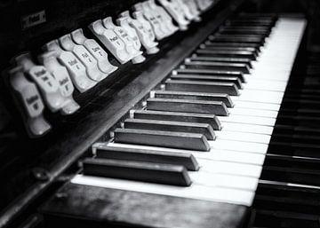 Orgel von Annemiek van Eeden