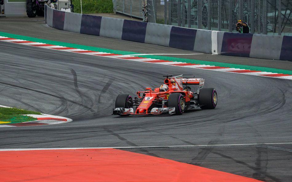 Sebastian Vettel, to Fast to Furious