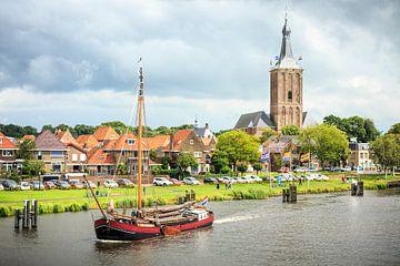 Hassailt in Hanzestad Hasselt van Karel Pops