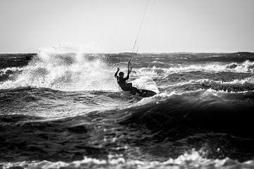 Kitesurfen von Maartje Hustinx-van Lanen
